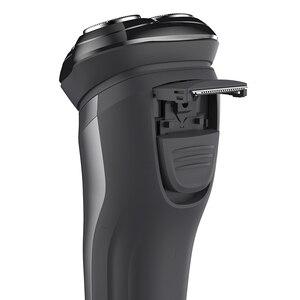Image 3 - SOOCAS SO WHITE ES3 rasoir électrique pour rasoir Rechargeable 3D Smart rasoir électrique lavable tondeuse à barbe machine à raser