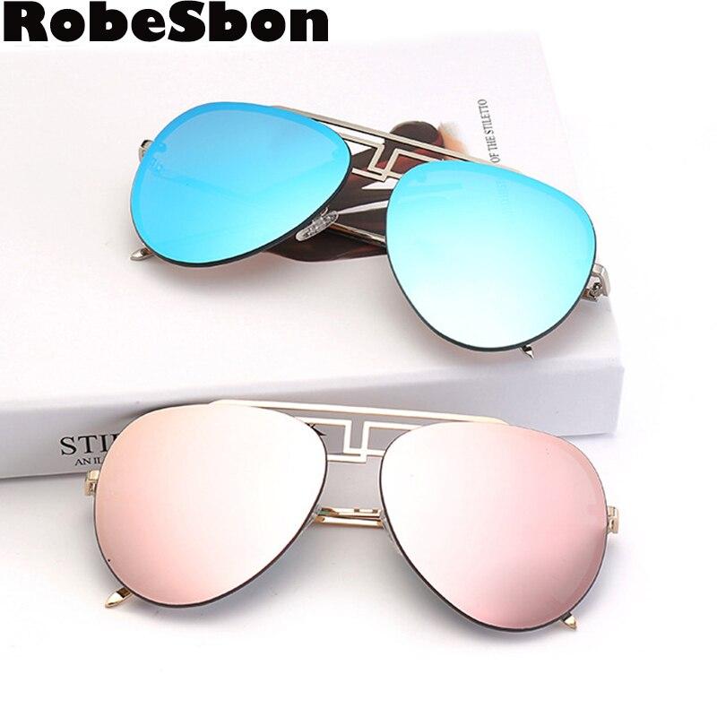 2018 nueva moda sin rebordes Gafas de sol mujeres piloto aviador vintage  Gafas para hombres o mujeres retro conducción Sol Gafas en Gafas de sol de  ... 15a01a40540e