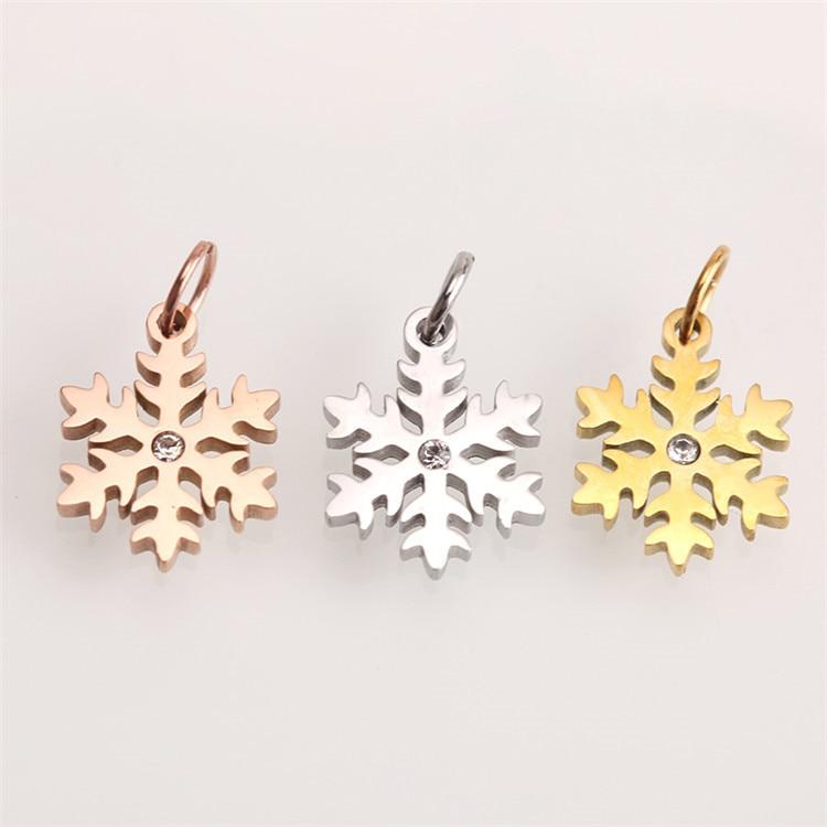 Горячее предложение! Позолоченные/посеребренные подвески из нержавеющей стали, модные подвески в форме Креста в форме звезды, ювелирные изделия, сделай сам, браслет, ожерелье, аксессуары