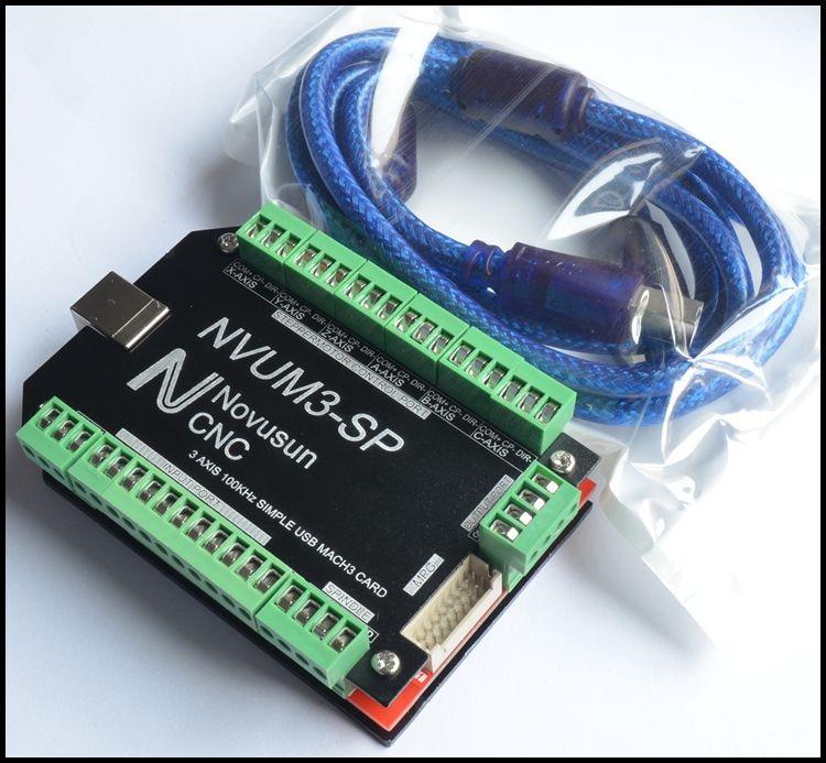 USB Mahc3 Control Board Engraving Machine CNC Control Board