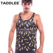 Taddlee Brand Sexy Men Tank Top Tee Shirts Sleeveless Undershirts Gym Sports Run T Outdoor Basketball Stringer Singlets