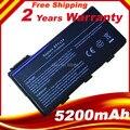 5200 MAH batería del ordenador portátil para Msi CX620 3D CX620MX CX620X CX623 CX623X CX630 CX700 CX700X CX705 CX705X CX720 GE700 BTY-L74 BTY-L75