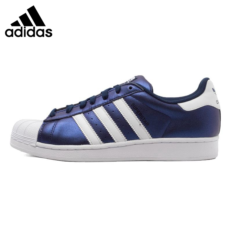 Adidas Superstar Azul Brillante
