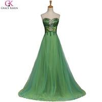 Emerald Green Summer Long Dress Plus Size Beading Evening Dresses Cheap Prom Gown Sleeveless Women Vestidos