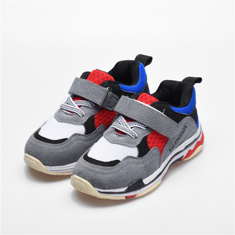 Children Sneakers For Boy Casual Sports Shoes Kids Baby Girls School Breathable Shoes Fashion Girls Sneakers Shoes