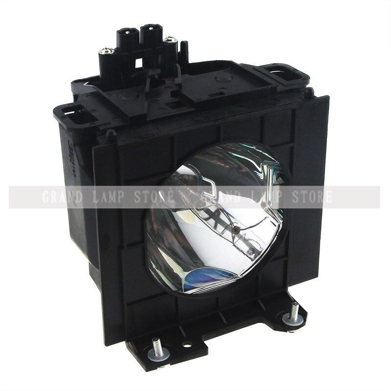 ET-LAD35 High Quality Compatible Bulb Inside Replacement Lamp with Housing for PANASONIC PT-D3500 PT-D3500E PT-D3500U Happybate high quality compatible projector bulb with housing et lad35 fit for pt d3500 pt d3500e