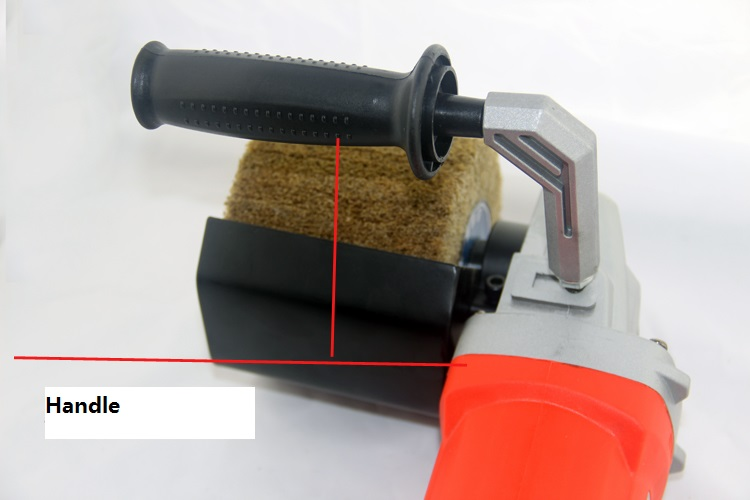 220 V-os elektromos huzalhúzó gép, húzópad, hordozható - Elektromos kéziszerszámok - Fénykép 4
