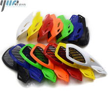 motorcycle accessories hand guards motocross motorcycle universal plastic 22mm for HONDA PCX 125/150 PCX125 PCX150 CBR250R CBR