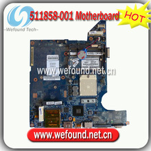 511858-001,Laptop Motherboard for HP DV4 Series Mainboard,System Board