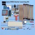 Новое Прибытие 26 Уроков Adeept RFID Стартер Обучение Kit Для Raspberry Pi 3 Pi 2 Модель Обучения Комплекты Электроники Запасов