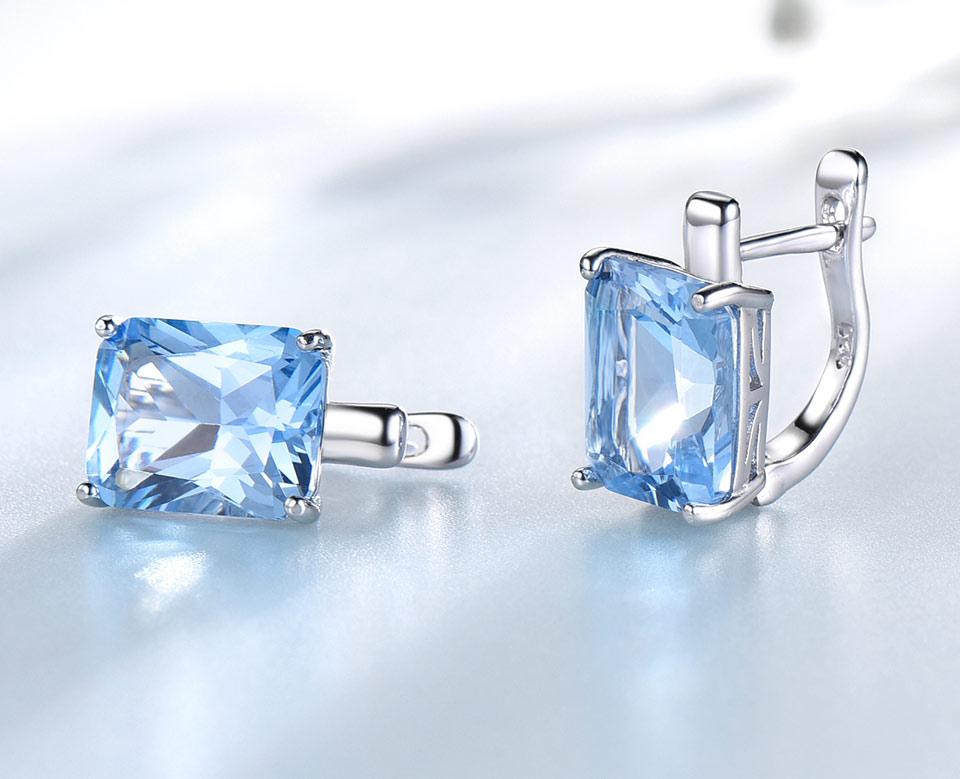 UMCHO-Sky-blue-topaz-925-sterling-silver-clip-earrings-for-women-EUJ083B-1-PC_05
