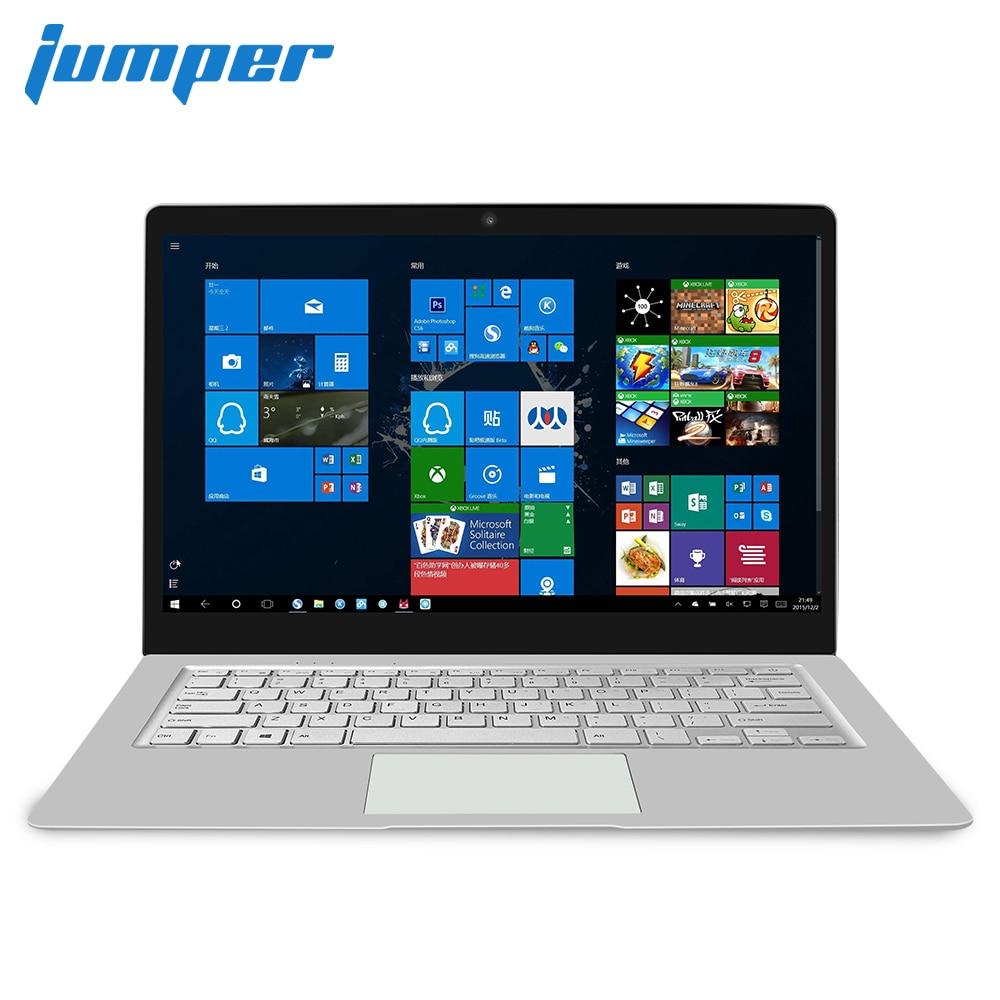 Jumper EZbook S4 Laptop 4GB/8GB RAM 256GB SSD 14 Inch Screen Notebook Intel Celeron J3160 Ultrabook Dual Band WIFI Computer