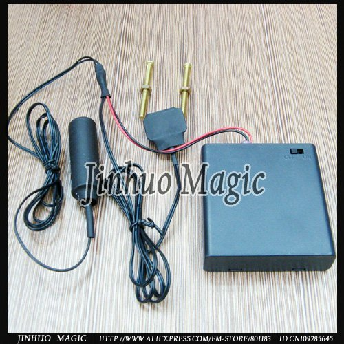 Magic screw with telepathy magic trick,for magic show wholesale