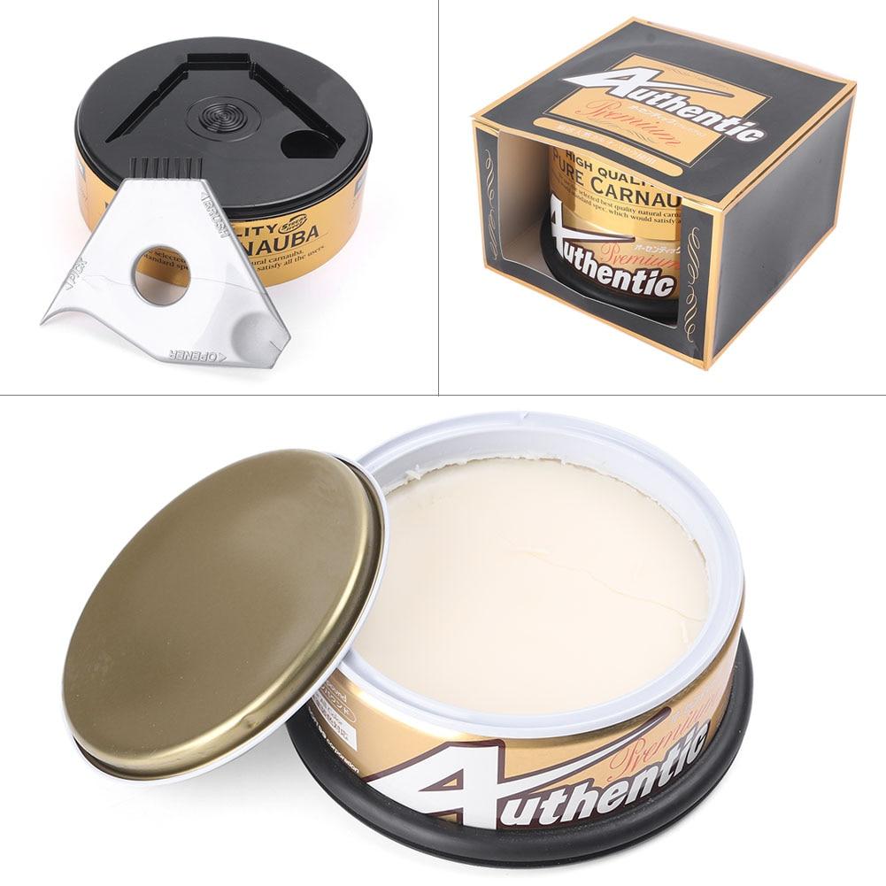 Cire de voiture Soft99 authentique Premium cire solide pur Carnauba revêtement peinture soin