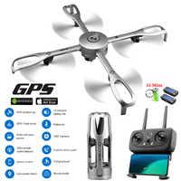 GPS Drohnen Mit Kamera HD 1080 P Professionelle 5G WiFi 300 Meter Positionierung Folgen Mir Faltbare Eders Rc Quadcopter FPV Drone gps