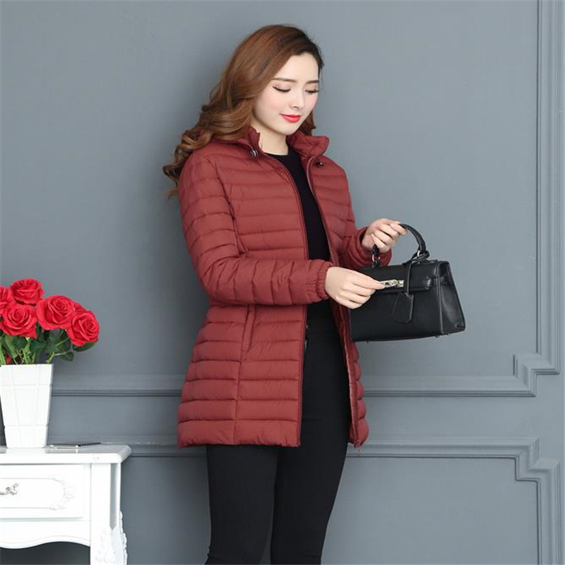 Women Winter Warm Abajo Chaqueta Lady Down Outerwear Woman Spring Plus Size Down Jackets Female Autumn Oversized Down   Parkas