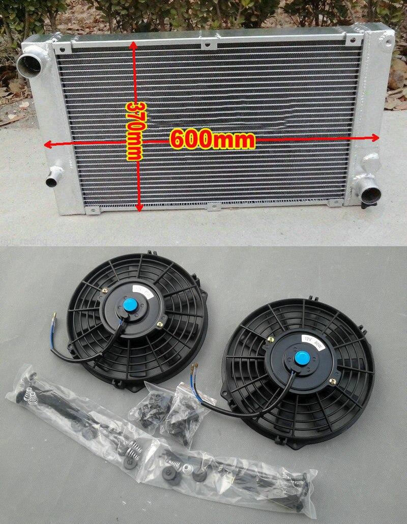 3 ROW ALUMINUM RADIATOR CHEVY GMC TRUCK 88 89 90 91 92 93 94 95 96 97 98 99 00