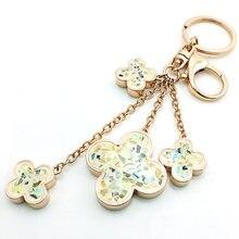 Jinglang новые модные брелки золотого цвета с застежкой лобстером
