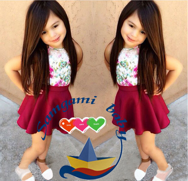aliexpresscom buy euro summer fashion girls sets