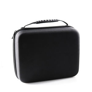 Image 5 - Travel Waterproof Carry Case Black bag for Sony Mini PS Playstation Classic Hosts & PS1 Controller storage bag case accessories