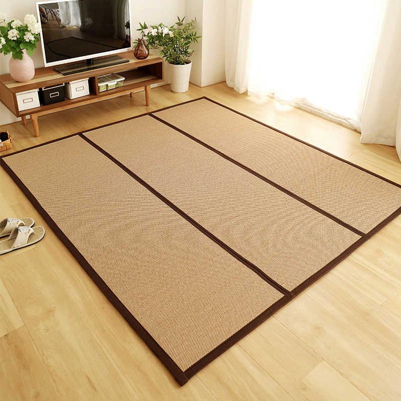 tapis en bambou brillant pour bebe