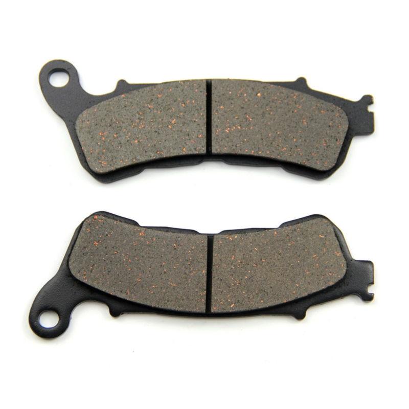 US 9 5 SOMMET Motorcycle Front Brake Pads Disks 1 Pair For Honda XL 1000 VA Varadero ABS 04 11 XL1000 LT388 In Brake Disks From Automobiles