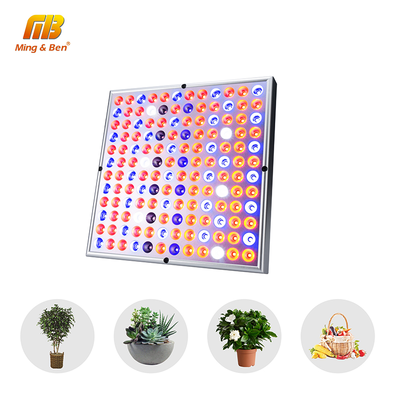 25W 45W LED Grow Light Full Spectrum 85-265V Plant Grow Light 75 144leds UV IR Lamps For Greenhouse Plant Indoor Growth Fitolamp
