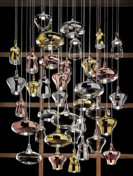 цена на Nostalgia Cluster 36 Lights  Dima Loginoff Studio Italia Design led  Pendant Light