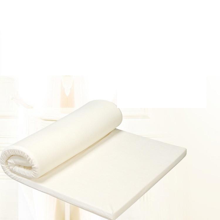 10CM Custom Made Mattress Foam Bed Mattresses Topper High Resilience effect Single Double Queen King Size 5cm 7cm