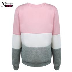 Fashion Different Print Hoodies Women Fleece Pullover Sweatshirt Women Casual Clothes Streetwear Harajuku Hoodie sudadera mujer 6