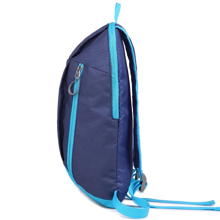 Sport Gym Bag For Men Women Backpack Nylon Female Pink Black Fitness Training Travel Shopping City Walking Children Small sac de