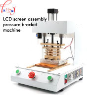 Mobile phone LCD panel assembly pressure machine with 4/4S+5/5S+6/6S+6P/6SP aluminium alloy mould 220V 1PC