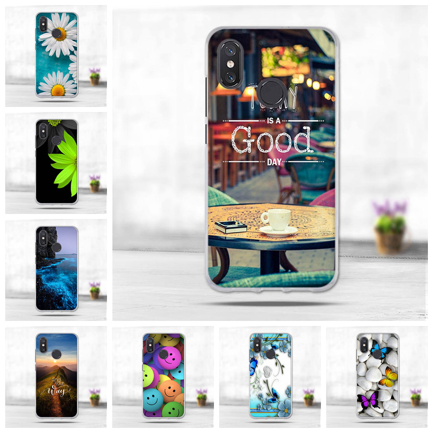 Case For Xiaomi Mi 8 Case Cover For Coque Xiaomi Mi 8 Explorer Phone Case For Xiaomi Mi8 Mi 8 Explorer Cases Mobile Phone Bags