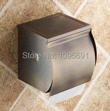 MAIDEER античная латунь нержавеющая сталь 304 tissue box Полотенце стойку держатель ткани водонепроницаемый дизайн