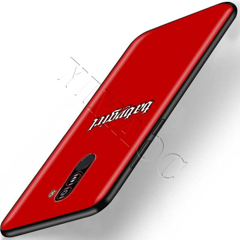أحمر خربش جماليات يقتبس حافظة ل شاومي Redmi MI نوت ماكس 3 6a 7 6 8 9 10 الذهاب SE A1 A2 A3 لايت 8A F1 برو