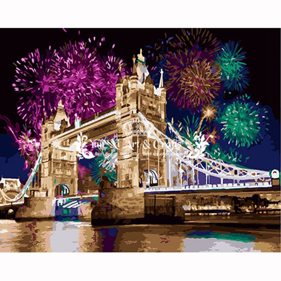 Firework tower bridge london new wall art pictures for Home decorations london