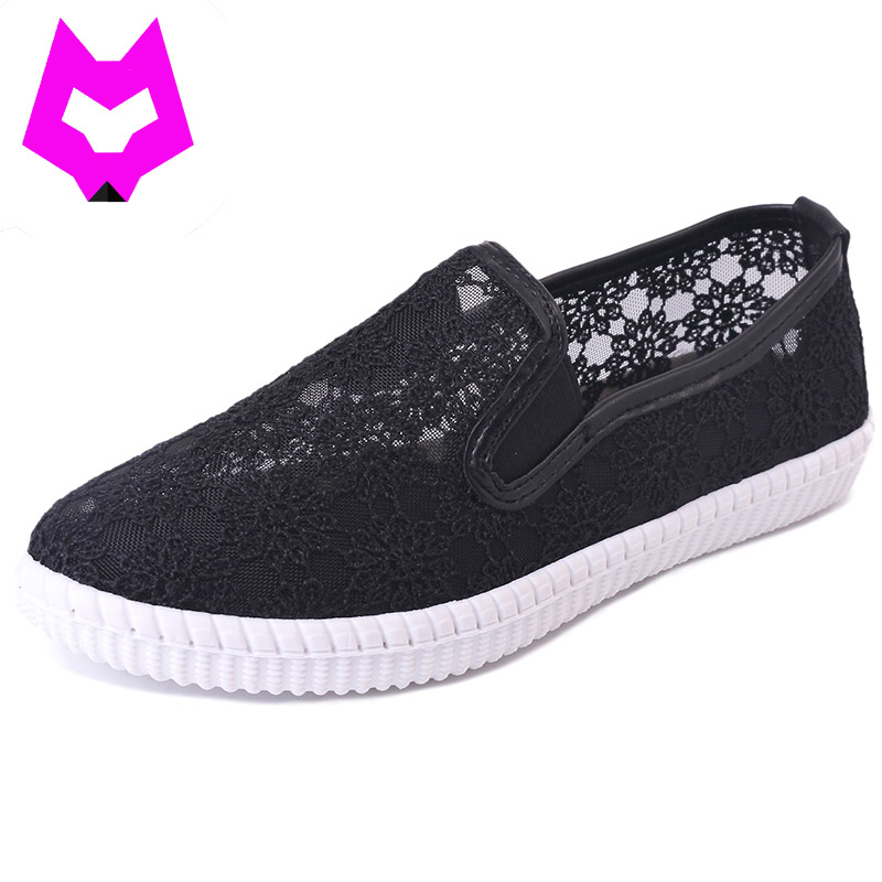 Wolf Who Fashion ballet flats white lace wedding shoes flat heel casual shoes pointed toe flats women wedding princess flats 2017 womens spring shoes casual flock pointed toe narrow band string bead ballet flats flat shoes cover heel women flats shoes