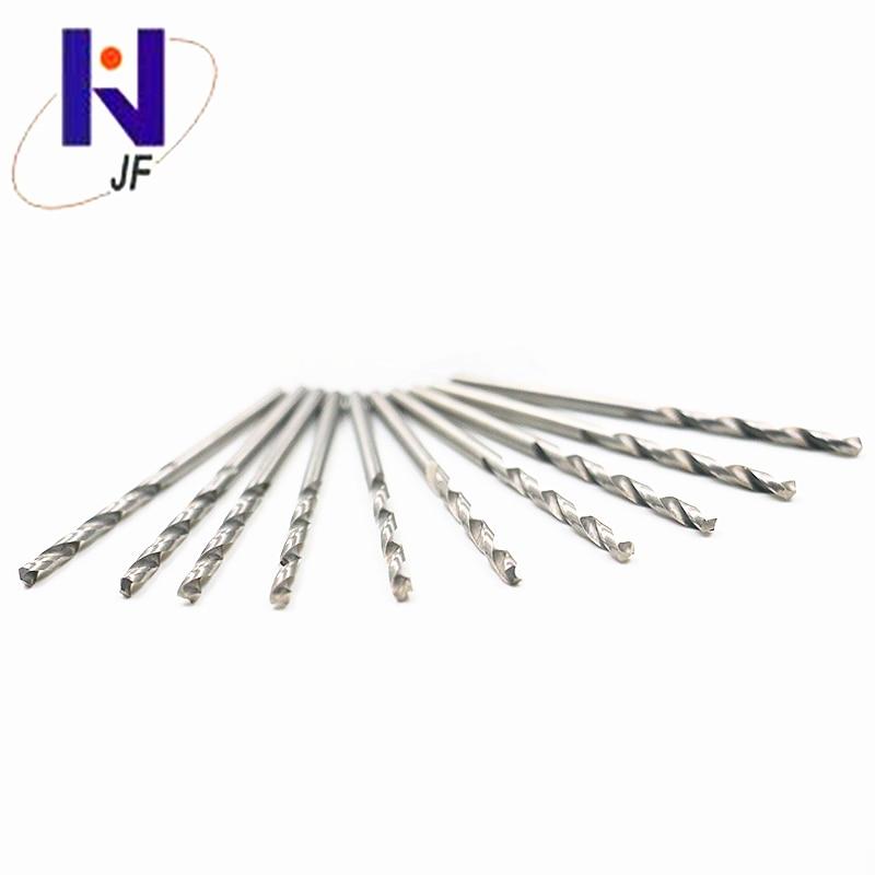 10pcs  set 0 1mm high quality hard alloy pcb print circuit board carbide micro drill bits tool 0