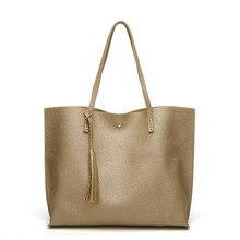 Gland de mode sac à main de haute qualité en cuir PU femmes sacs à main grande capacité rose or totes dame d'épaule de sac bolsos mujer