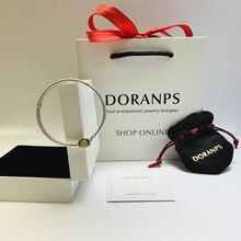 2019 NEW Luxury Brand 100% S925 silver golds bracelet charm bangle women jewlery DIY,1pz