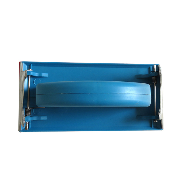 New Hot Handheld Sandpaper Frame Hand Grip Sandpaper Holder for Abrasive Tools