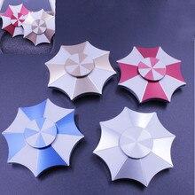 อยู่ไม่สุขปินเนอร์ร่มResidentห้าสีมือปั่นต้นฉบับการออกแบบของที่ระลึกสำหรับเด็ก