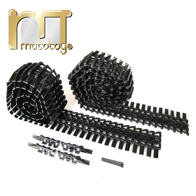 Mato Winter Metal Tracks for Heng Long 3848/49/68-1 1/16 1:16 RC Panzer III, IIIH, Stug III tank цель вижу