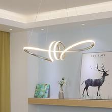 Neo brilho cromado banhado a ouro pendurado pingente luzes para sala de jantar cozinha quarto casa deco luminária frete grátis