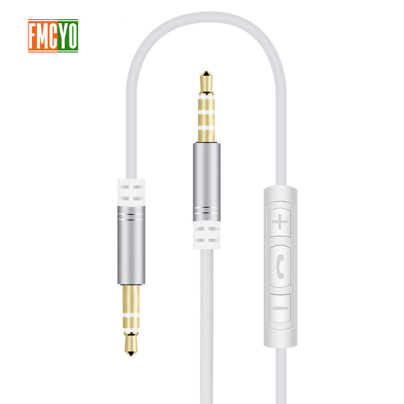 Image 2 - Jack 3.5 Audio Extension Cable for Huawei P20 lite Stereo 3.5mm Jack Aux Cable for Headphones