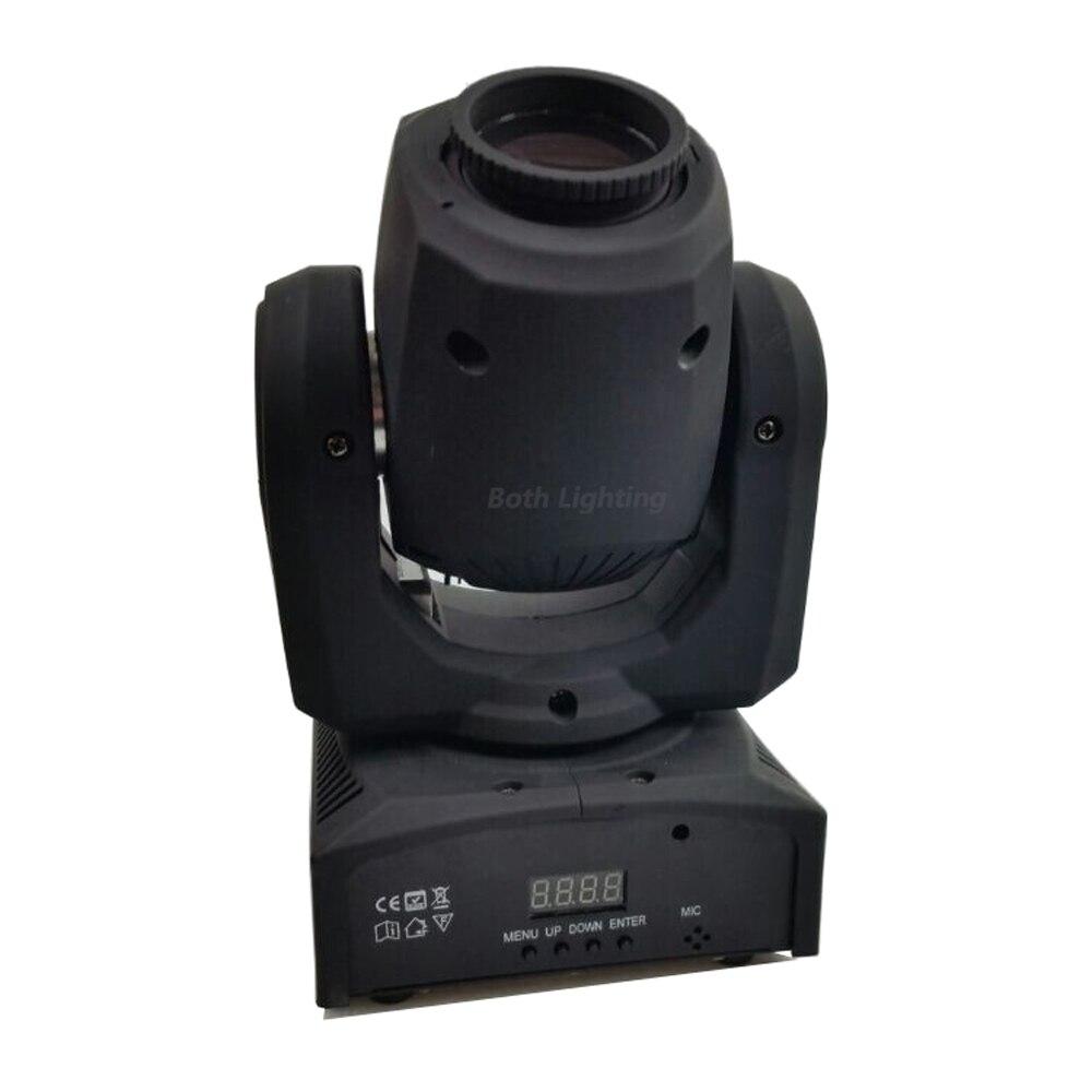 Micro Leistungsstarke Cree 30 watt gobos wirkung bühne beleuchtung LED Moving Head Spot Licht DMX Mini Bühne Lichter Bar Licht - 4