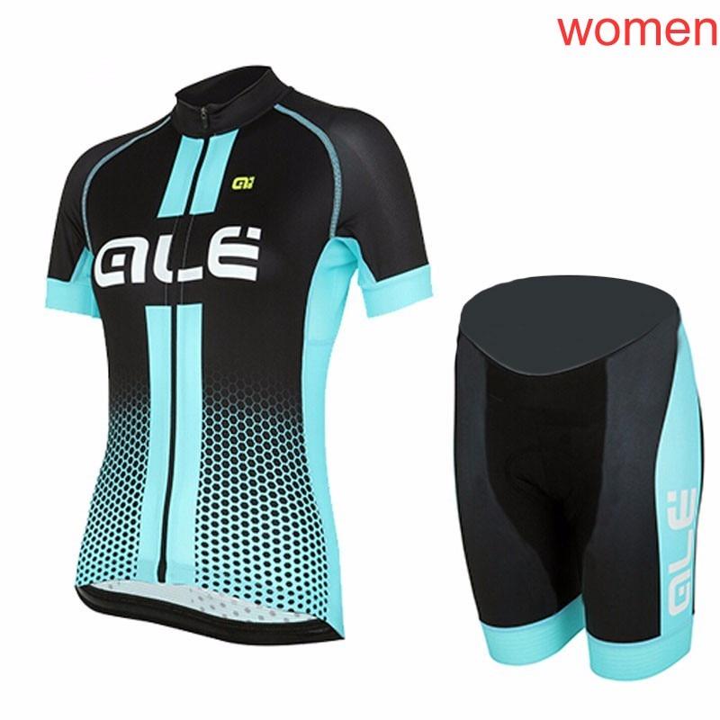Майо ciclismo 2018 ALE Велосипеды Джерси Женская дышащая Быстрый Сухой Велосипеды одежда велосипед Спортивная