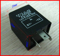 STARPAD For car and motorcycle Universal LED flasher relay / 12V 3 feet CF13 Flashers Free Shipping