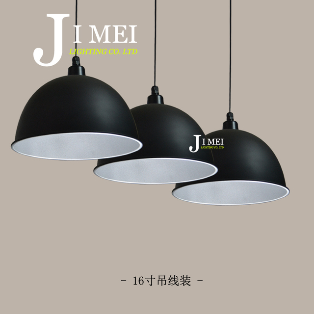 3pcs Industrial Light Industrial factory lamp shade plant lights ...