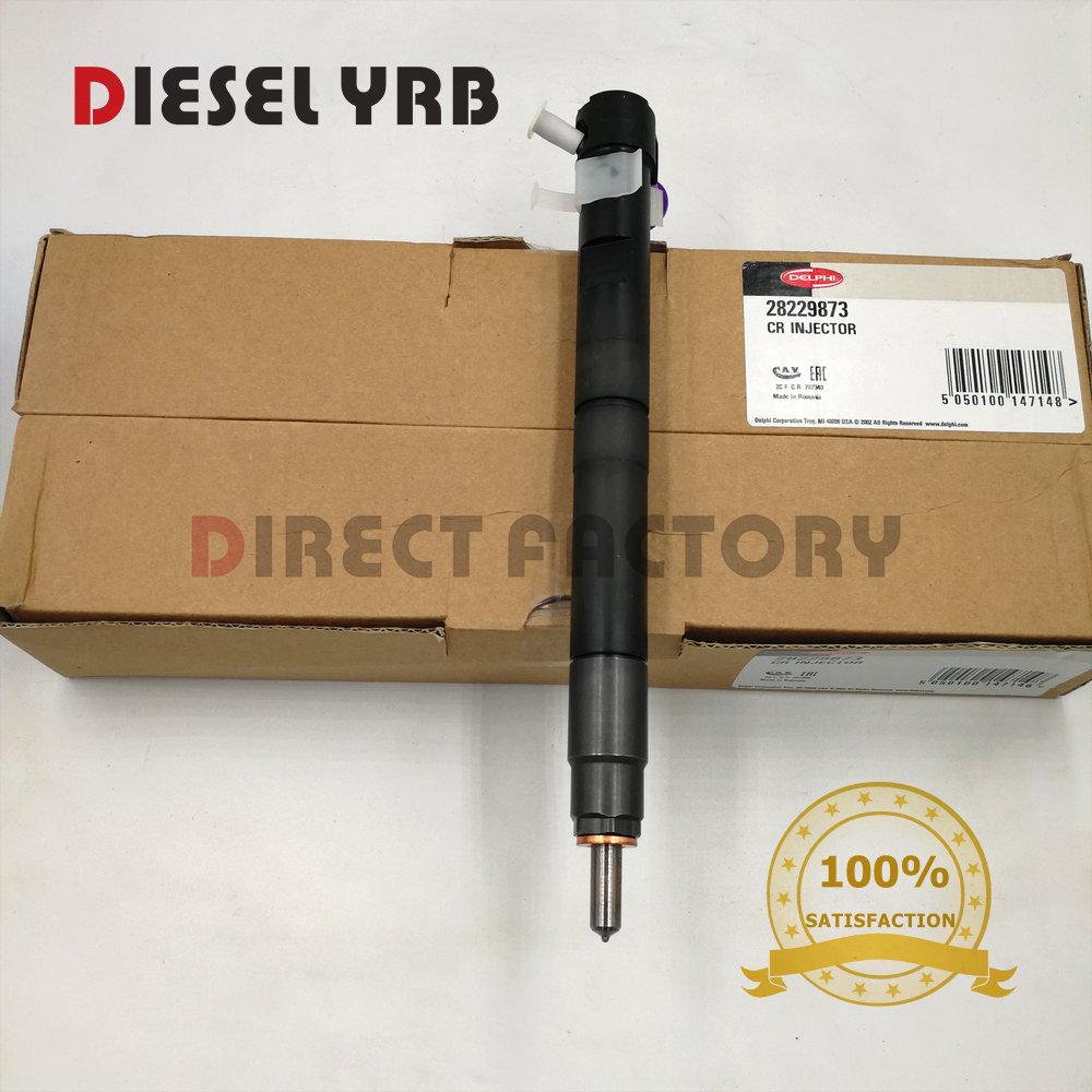 Free Shipping 4 PCS BRAND NEW ORIGINAL Common Rail Injector 28229873, 33800-4A710Free Shipping 4 PCS BRAND NEW ORIGINAL Common Rail Injector 28229873, 33800-4A710